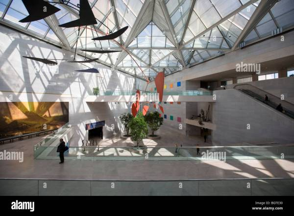 National Of Art Washington Dc Im Pei Interior