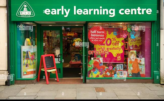 The Early Learning Centre Educational Toy Shop Newport