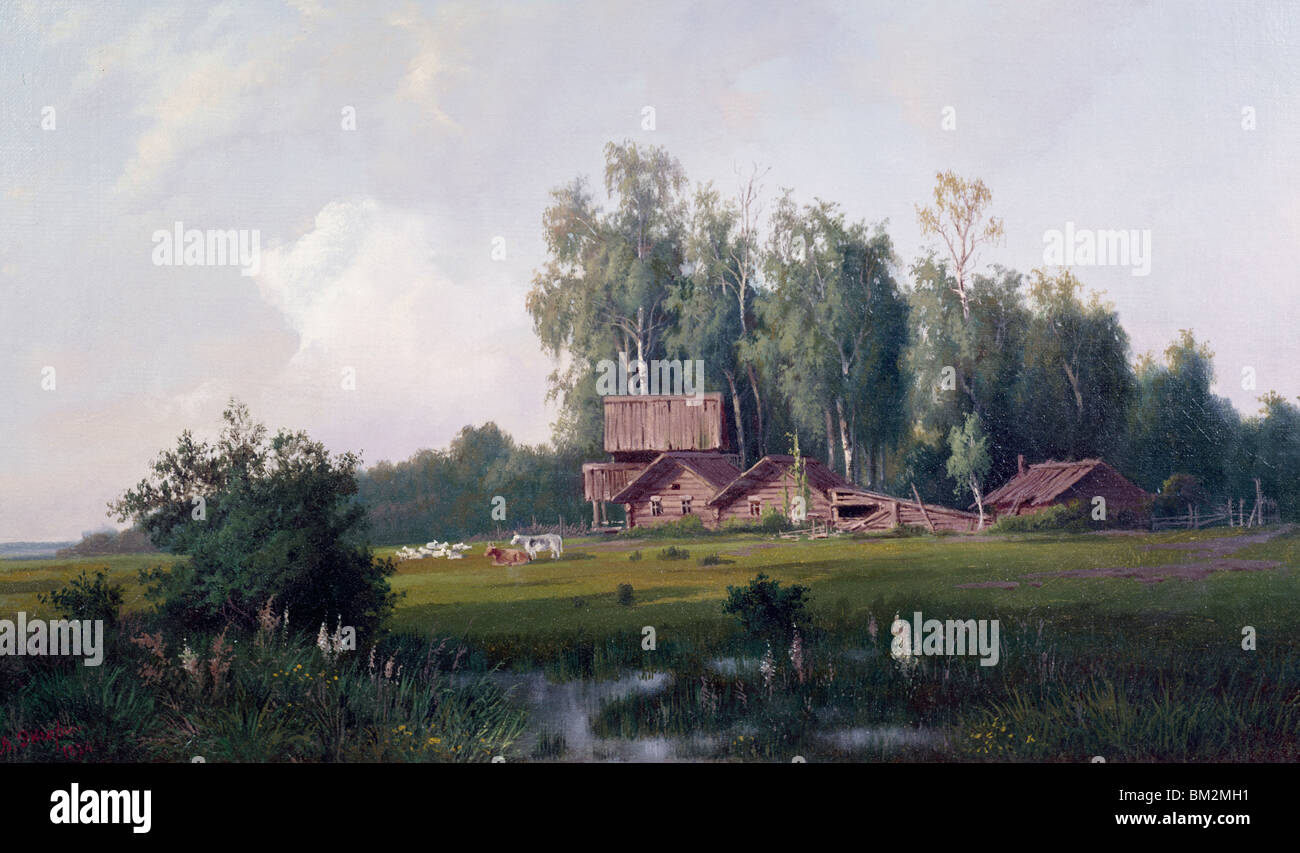 Russian Painting Stock Photos Amp Russian Painting Stock