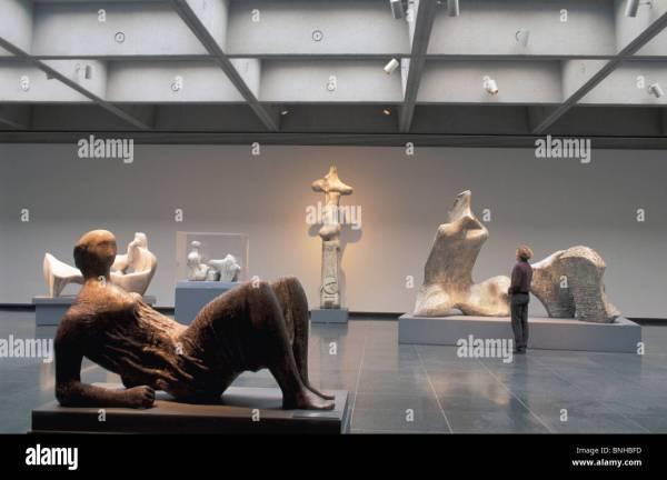 Henry Moore Sculpture Toronto