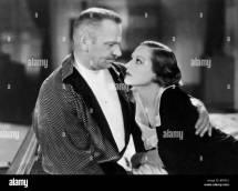 Wallace Beery & Joan Crawford Grand Hotel 1932 Stock