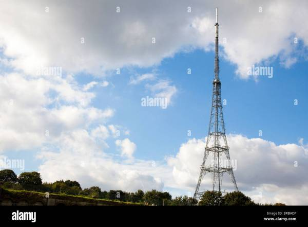 Tv Transmitter Tower Locations - Year of Clean Water