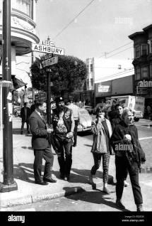 San Francisco Haight-Ashbury 1967