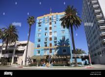 Art Deco Georgian Hotel Ocean Avenue Santa Monica Los