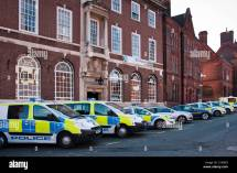 Birmingham Police Station. West Midlands. England Stock