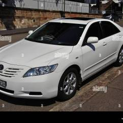 All New Camry Australia Kekurangan Grand Avanza Veloz Toyota Car Parked In The Rocks Sydney Harbour South Wales