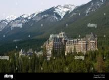 Luxury Hotels in Banff Alberta