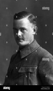 military germany portrait of
