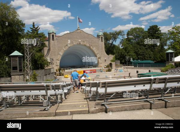 Toledo Zoo Amphitheater Seating Individual Year Of Clean Water
