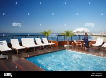 Rooftop Pool In Porto Bay Rio Hotel Copacabana De