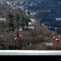 4 Man Zip Wire Wales Jeep Tj Headlight Wiring Diagram World Penrhyn Quarry Bethesda Bangor Gwynedd