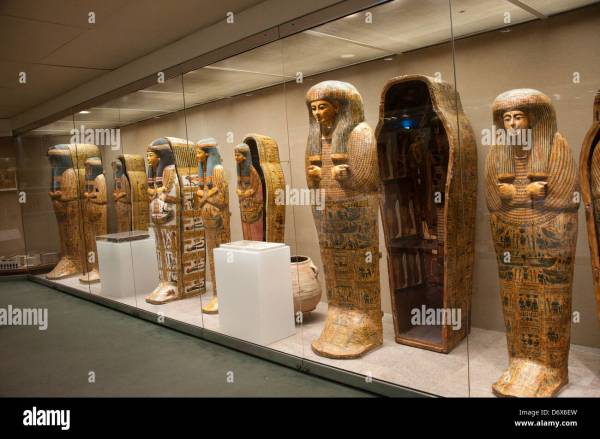 Egyptian In Metropolitan Museum Of Art Met Stock Royalty Free