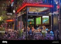 Canada, Ontario, Patio, Restaurant, Sports, Toronto, bar ...