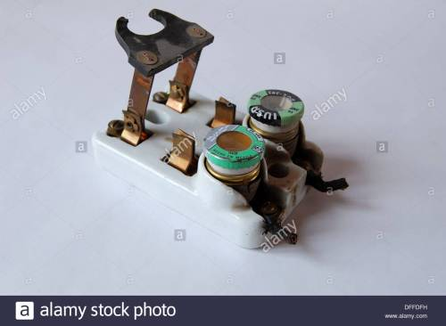 small resolution of 1950s vintage ceramic fuse box electrical circuit breaker household fuse box residential popped fuse box fuse