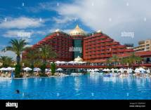 Hotel Delphin Palace Antalya Turkey