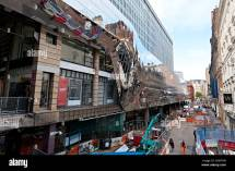 Birmingham Street Construction And Regeneration
