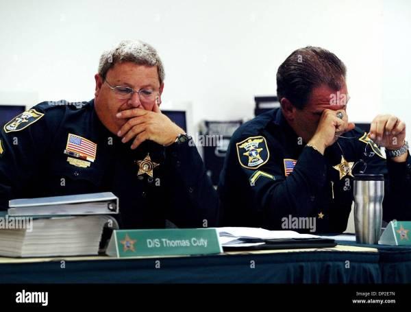May 31 2006 Stuart FL USA Martin County Sheriff