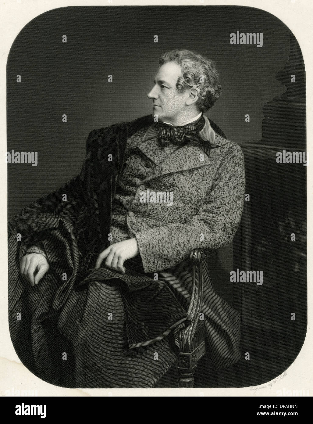 William Alexander Anthony Archibald 11TH DUKE OF HAMILTON Stock Photo