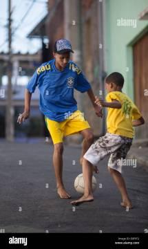 Rio De Janeiro Street Boys