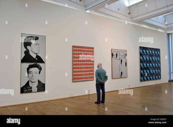 Germany Hesse Frankfurt Main Museum Of Modern Art