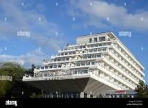 Baltic Beach Hotel Jurmala Latvia Built In Soviet Era