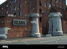 Titanic Hotel Liverpool England
