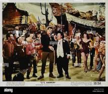 Li'l Abner - 1959 Movie Poster Stock Royalty Free