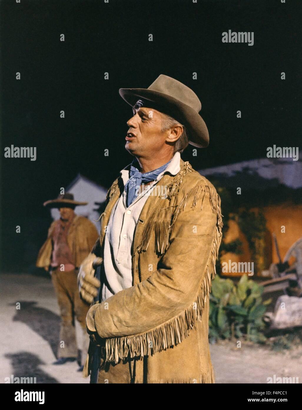 Richard Widmark The Alamo Directed By John Wayne