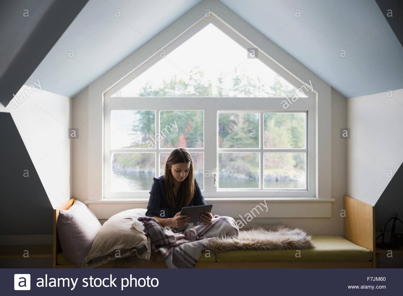 Dormer Window Seat