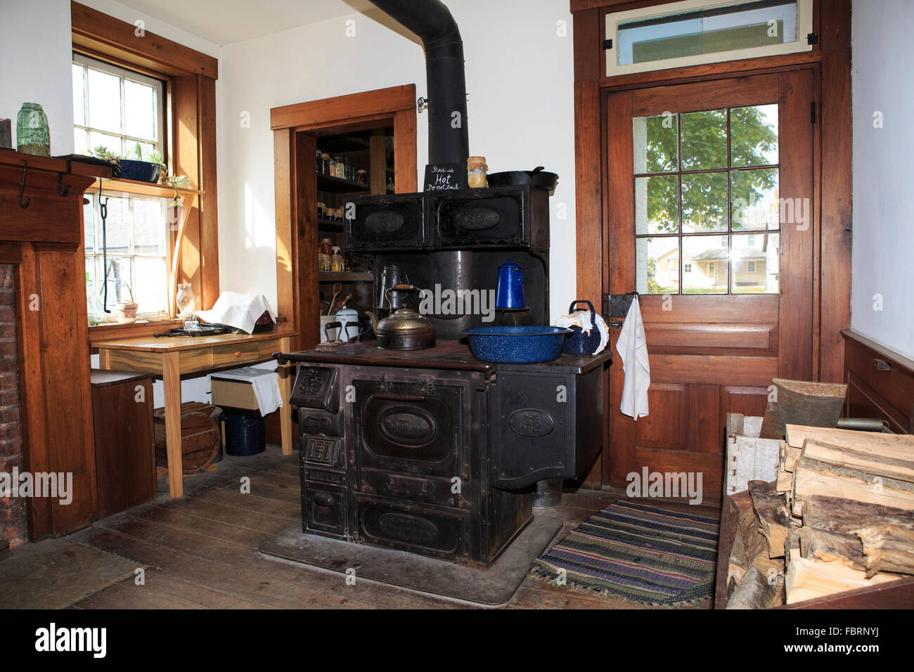 cast iron kitchen stove miele appliances cooking in the of a an old