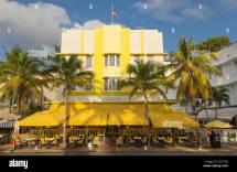Leslie Hotel Ocean Drive South Beach Miami Florida
