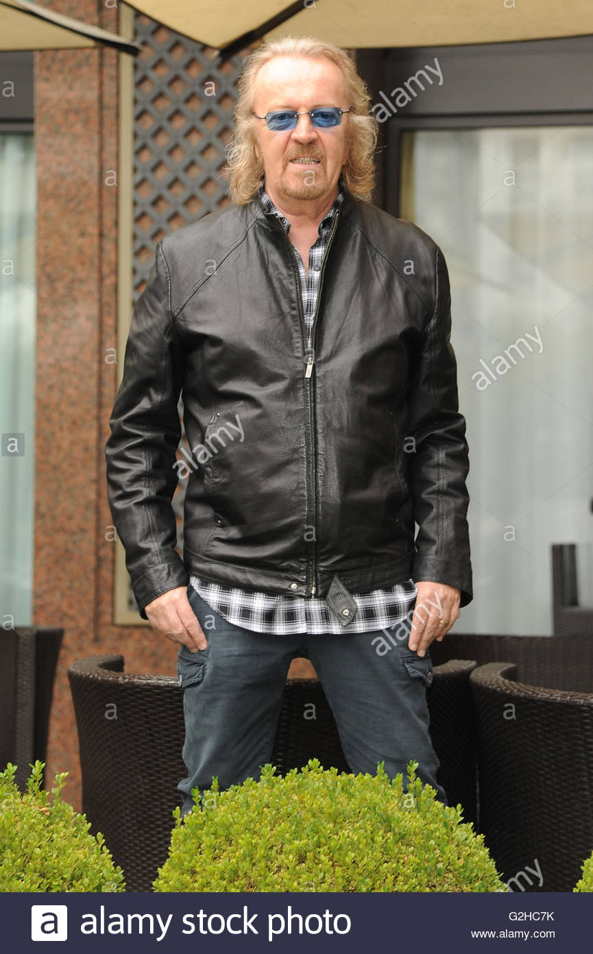 Umberto Tozzi roma 10-10-2015 Stock Photo