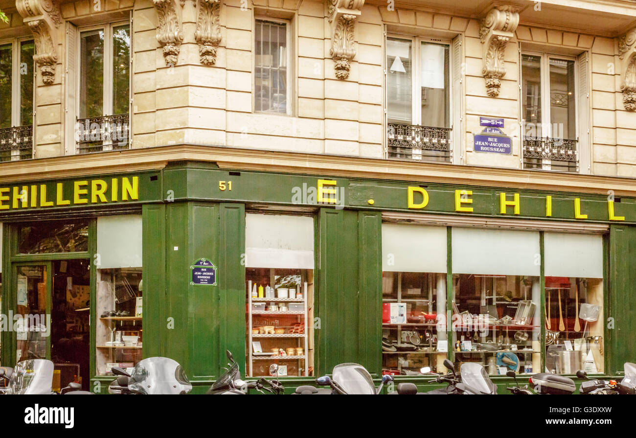 kitchen supplies store storage unit e dehillerin is a famous supply in paris it