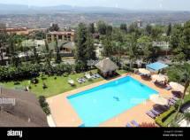 "Kigali Rwanda Africa - View Top Of ""tel Des"