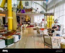 Lobby Of Beacon Hotel Dublin Modern Funky