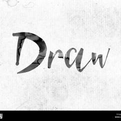 How To Make A Diagram In Word Moderne Gastro Sessel The Quotdraw Quot Concept And Theme Painted Watercolor