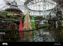 Delta Gaylord Opryland Hotel Christmas Nashville