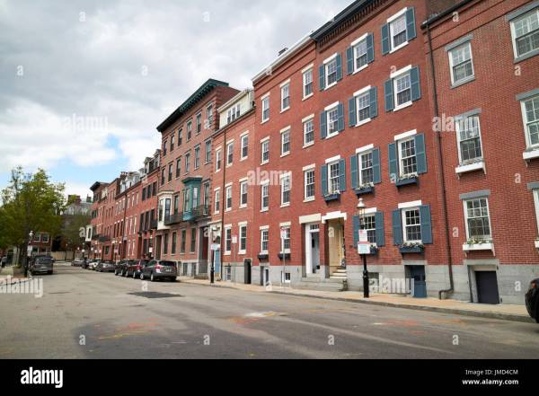 Charlestown Boston Stock &