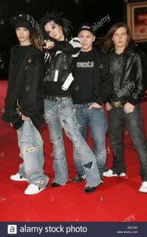 Tokio Hotel Band Members Stock &