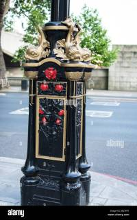 London Lamp Post Stock Photos & London Lamp Post Stock ...