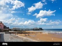 Pier Cromer Norfolk UK