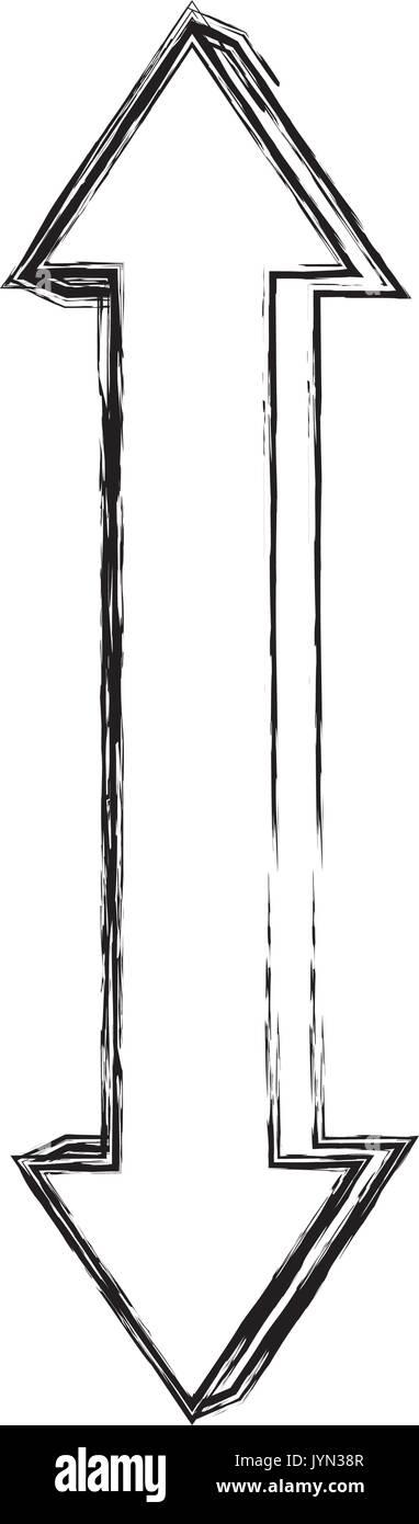 Green Arrows Drawings Head