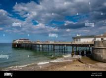 Cromer Church Beach Stock &