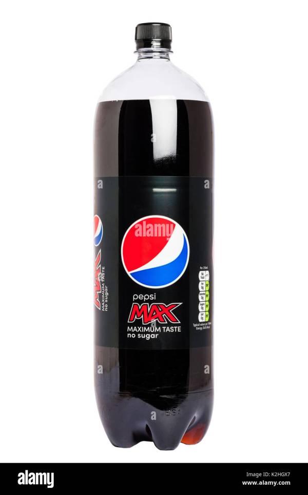 Pepsi Bottle Stock & - Alamy