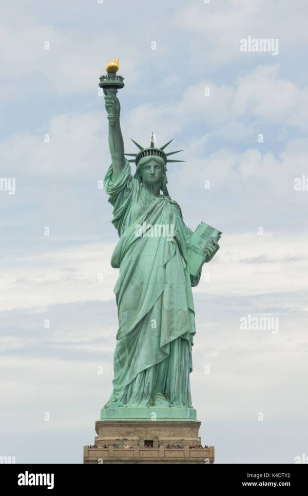 Statue of Liberty New York City Stock Photos