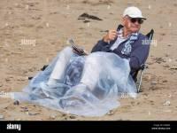 Covered Beach Chair Stock Photos & Covered Beach Chair ...