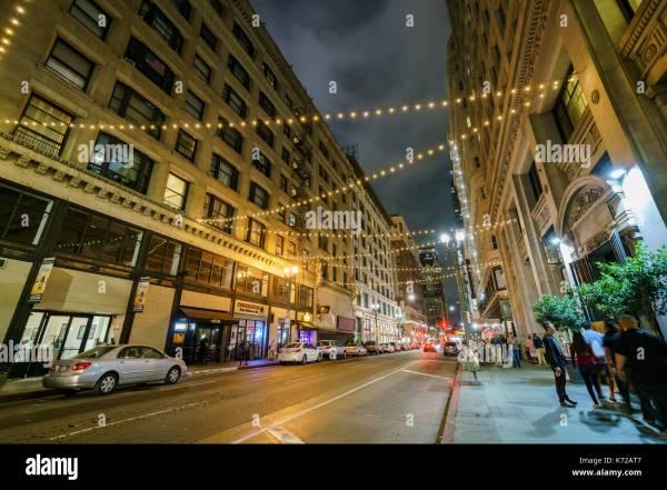 Los Angeles Downtown Art Walk