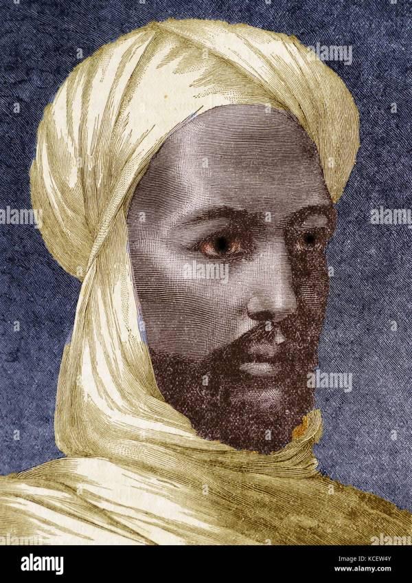Muhammad Ahmad Al Mahdi Stock - Year of Clean Water