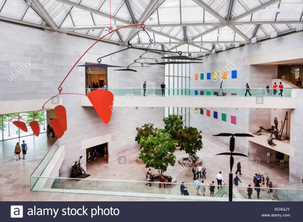 Washington DC National Gallery of Modern Art