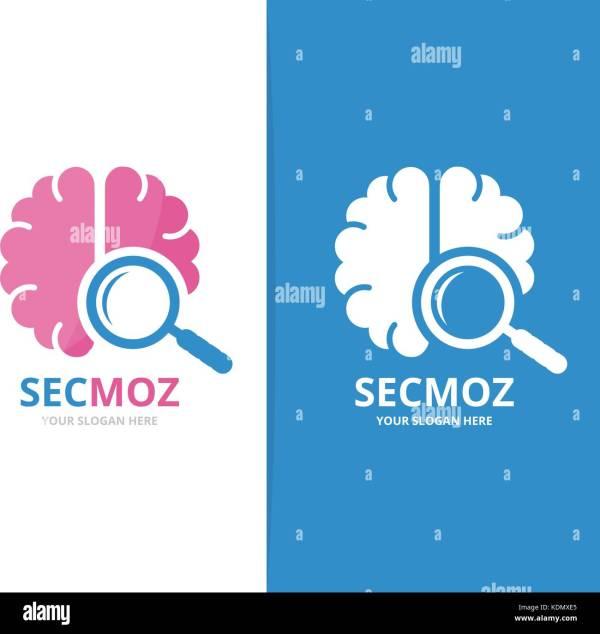 Human Brain Mind Icon Vector Stock &